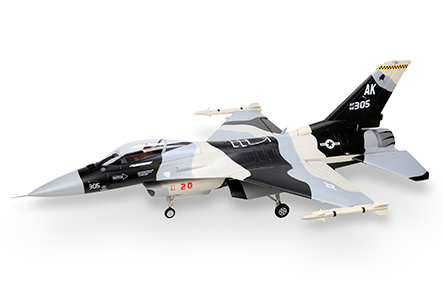 HSDJETS 105mm EDF H-F16 Black Camo