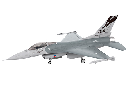 HSDJETS 105mm EDF H-F16 Gray