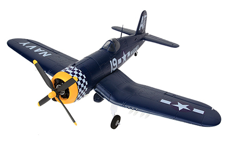 HSDJETS 800mm D-F4U A Blue